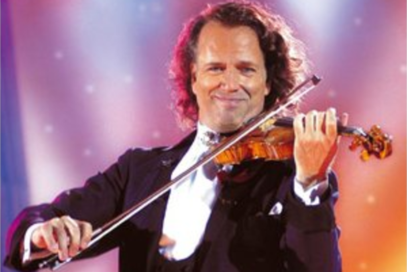 Andre Rieu in Tampa