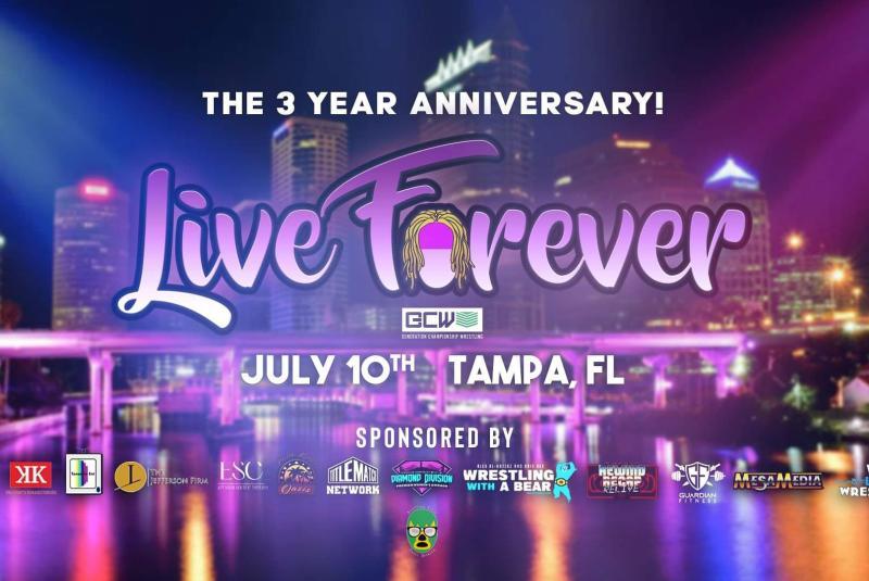 Generation Championship Wrestling presents: #GCW20: Live Forever II