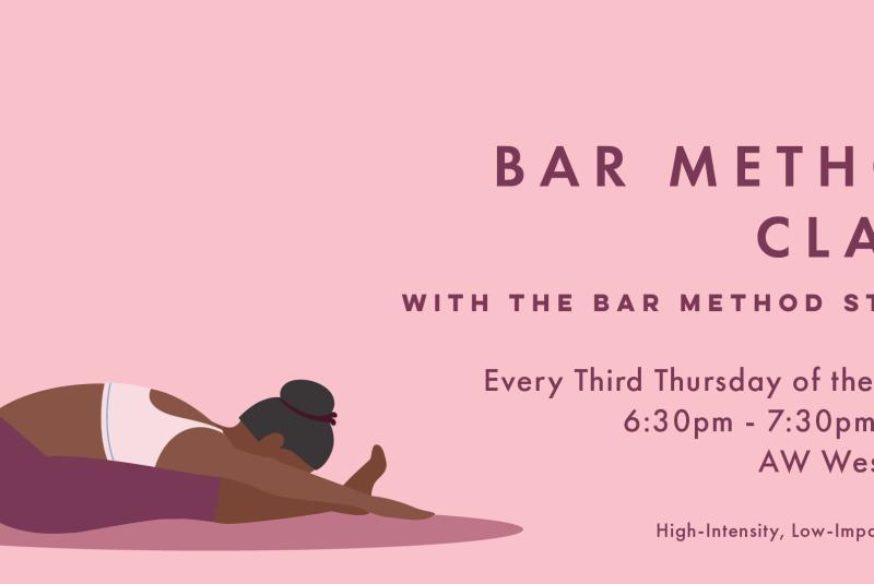 The Bar Method Class