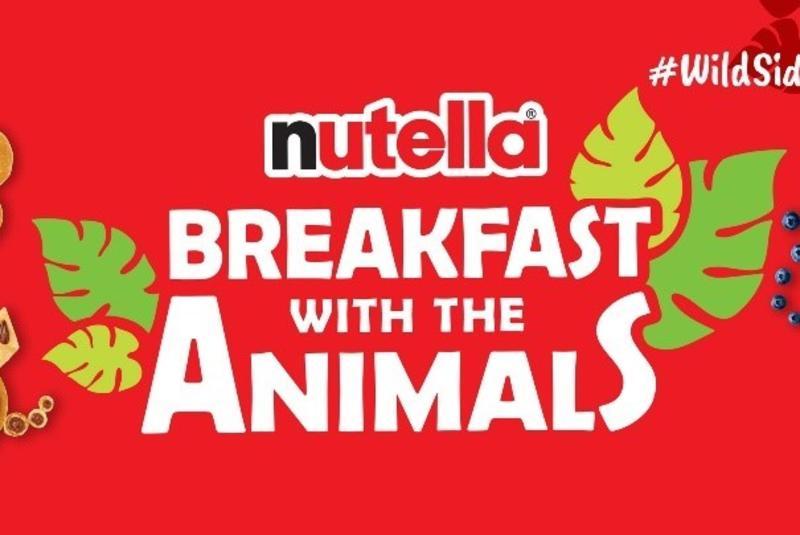 "Nutella ""Breakfast with Animals"""
