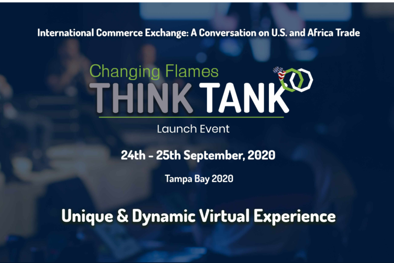 Changing Flames Think Tank Launch Event