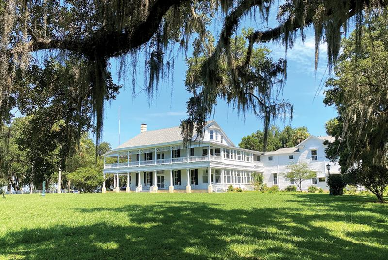 Florida Conversations: A Behind the Scenes Look at Chinsegut Hill