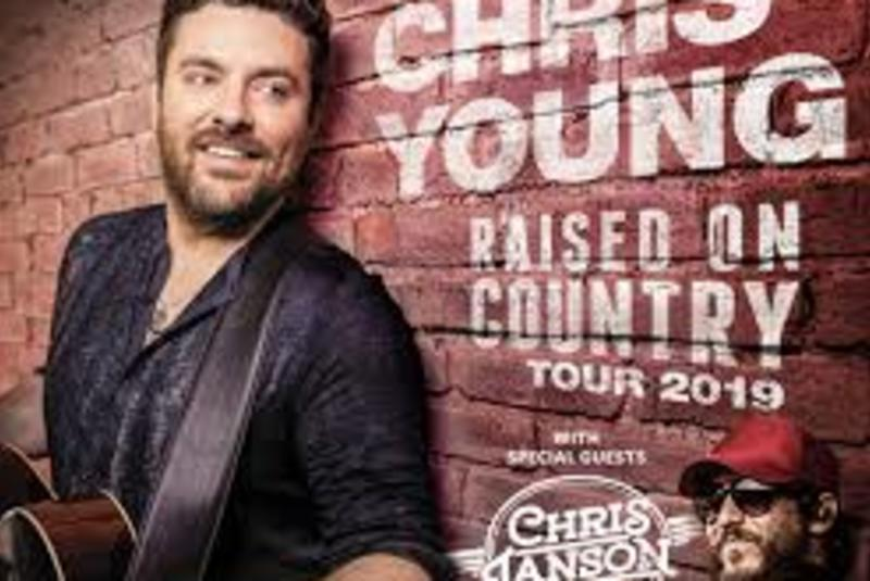 Raised on Country Tour 2019: Chris Young