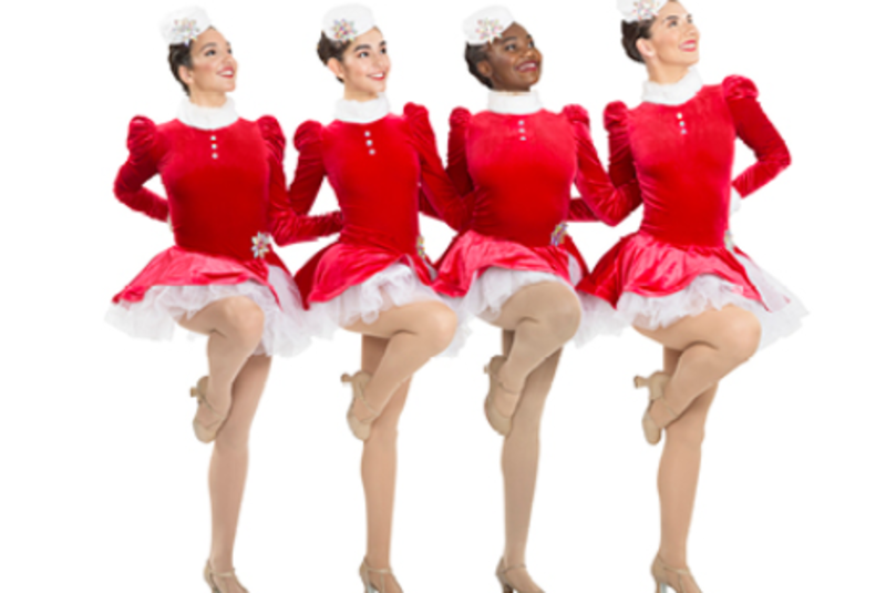Patel Conservatory Popular Dance Intensive: Christmas in August