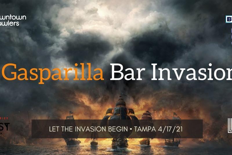 Gasparilla Bar Invasion - South Tampa