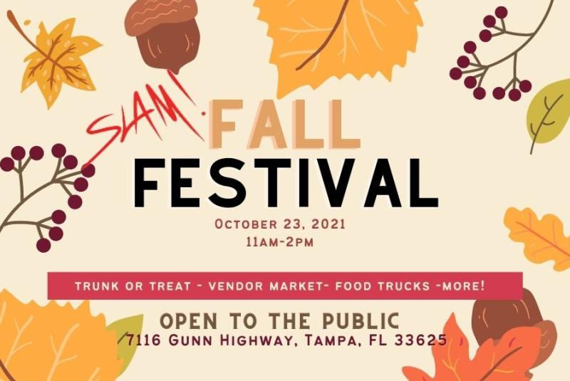 Slam! Tampa Fall Festival