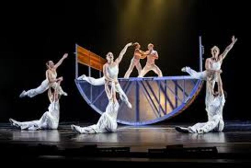 DIAVOLO DANCE THEATRE: ARCHITECTURE IN MOTION®