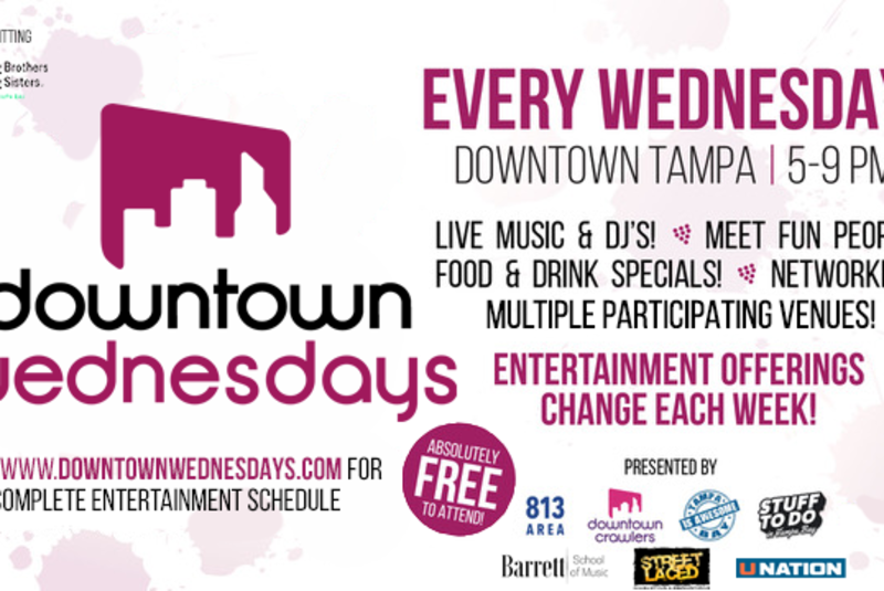Downtown Wednesdays - Tampa
