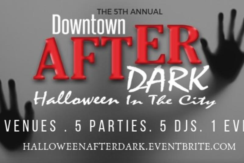Downtown After Dark: Halloween in the City 2018