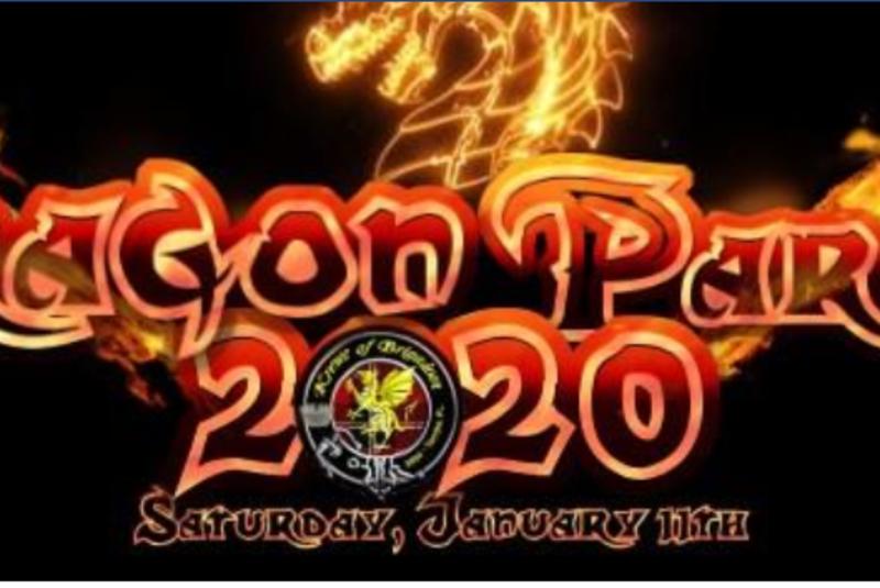 Brigadoon's Dragon Party 2020