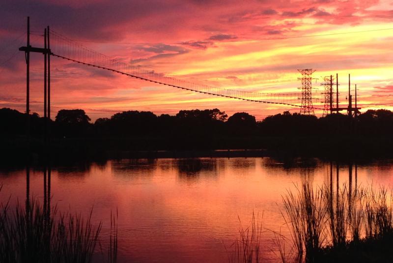Sunset Zip Line Adventure