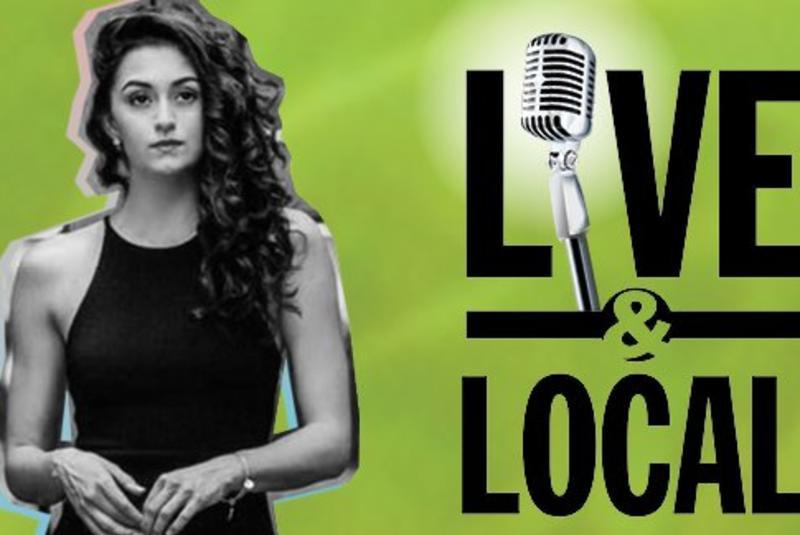 Live & Local - Eden Shireen