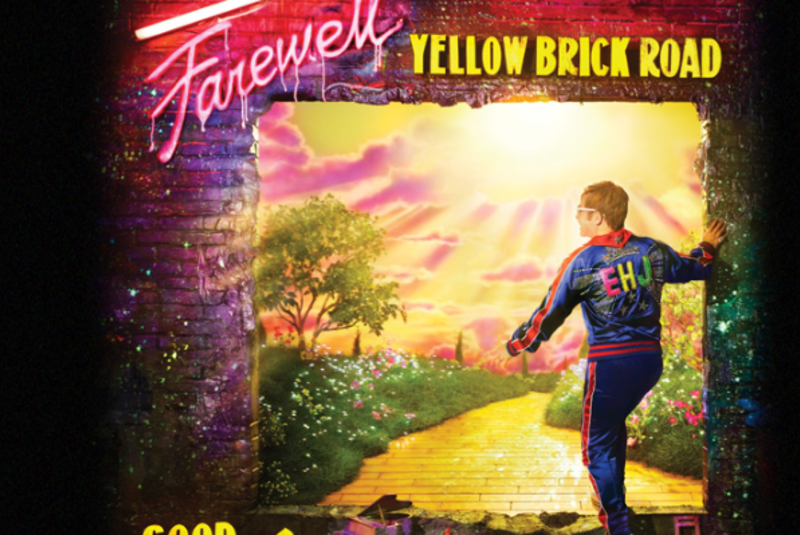 Elton John - Yellow Brick Road Farewell Tour