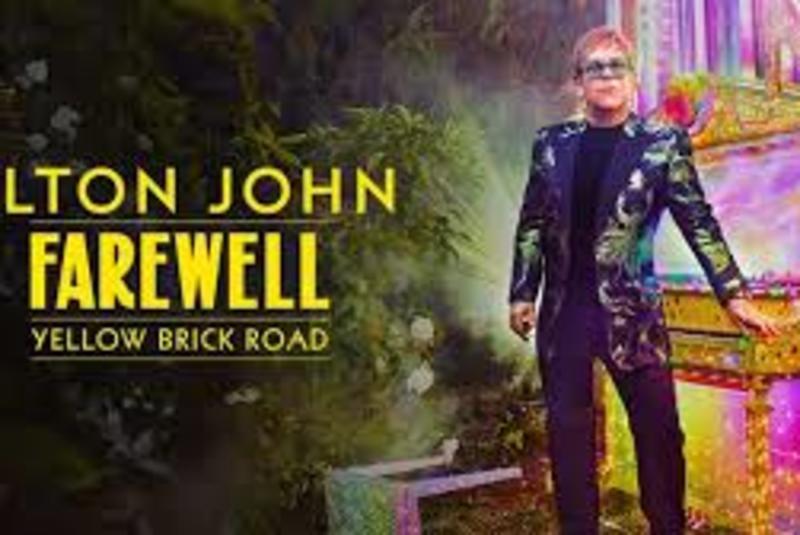 Elton John, Farewell Yellow Brick Road Tour