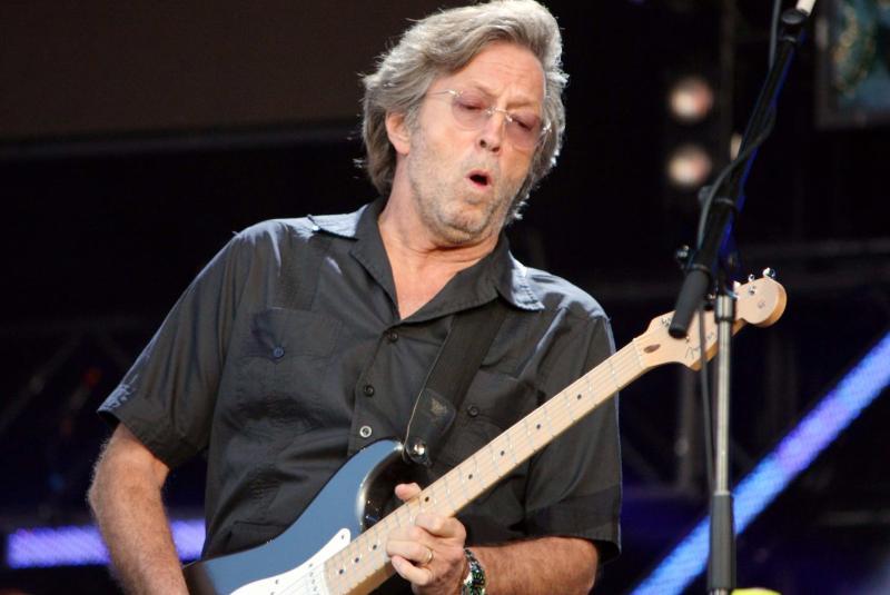 Eric Clapton Live At Amalie Arena