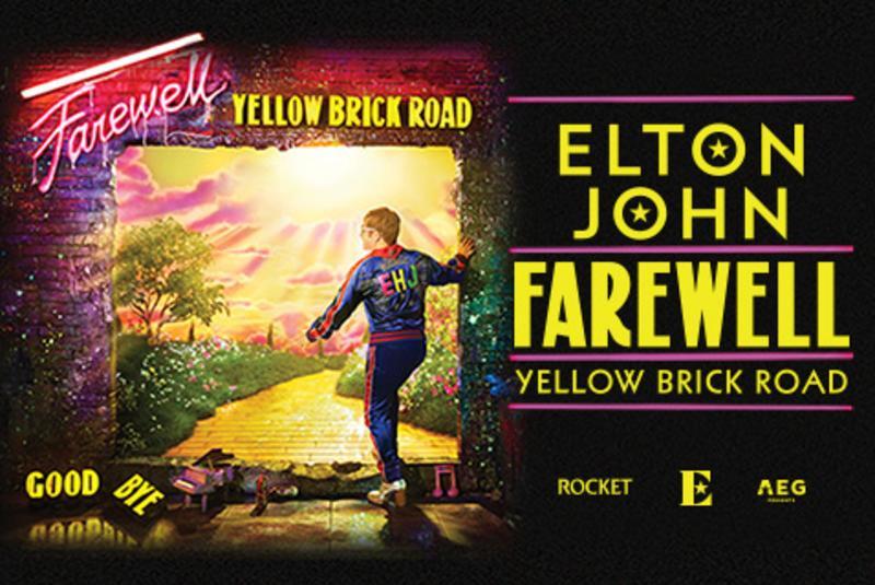 Elton John: Yellow Brick Road Farewell Tour