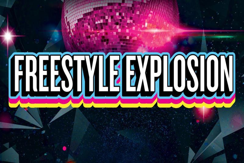 Freestyle Explosion Throwback Jam: Stevie B., Lisa Lisa, Expose & Montell Jordan