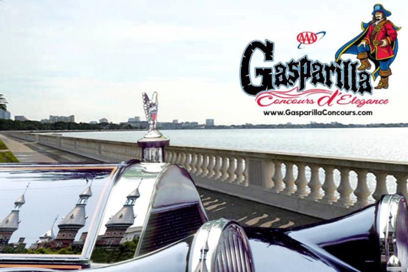 2020 Gasparilla Concours d'Elegance