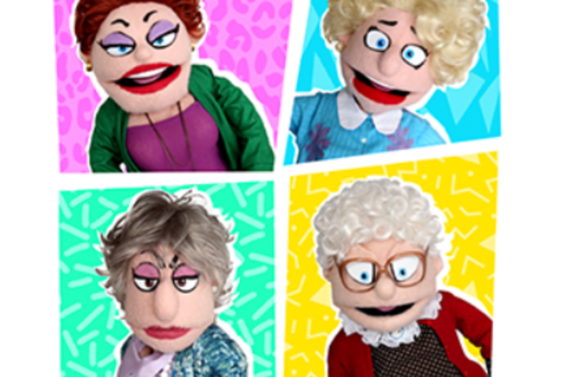 That Golden Girls Show! A Puppet Parody