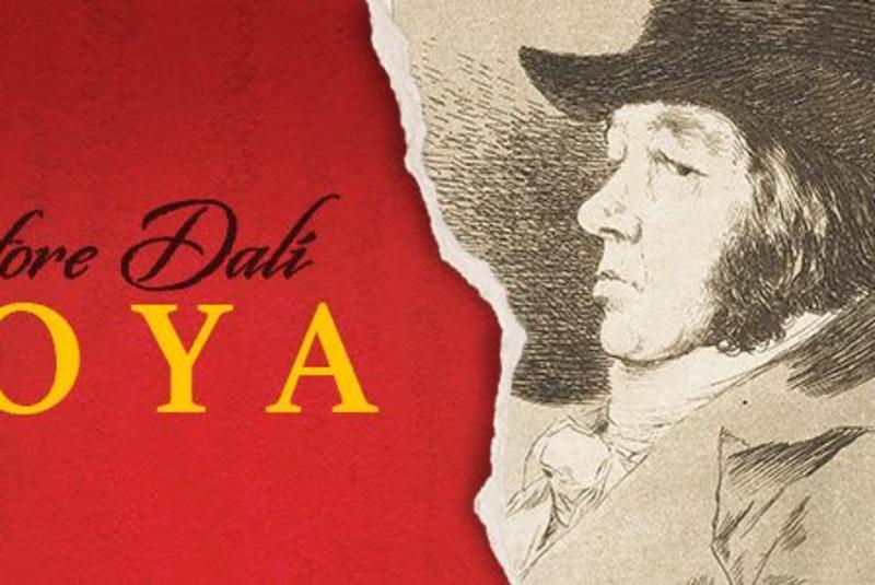 "Opening Day of ""Before Dali – Goya: Visions & Inventions"""