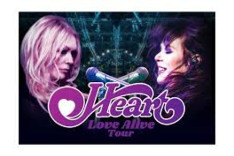 Love Alive Tour: Heart with Joan Jett