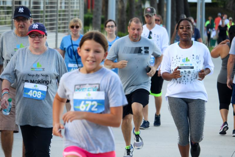 Seventh Annual Richard's Father's Day Family Walk And Jog