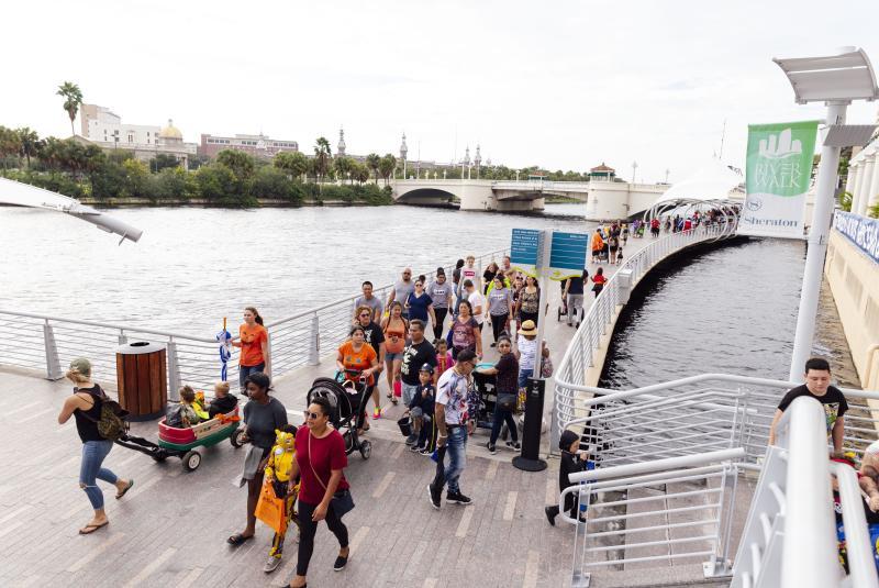 Riverwalk Trick or Treat