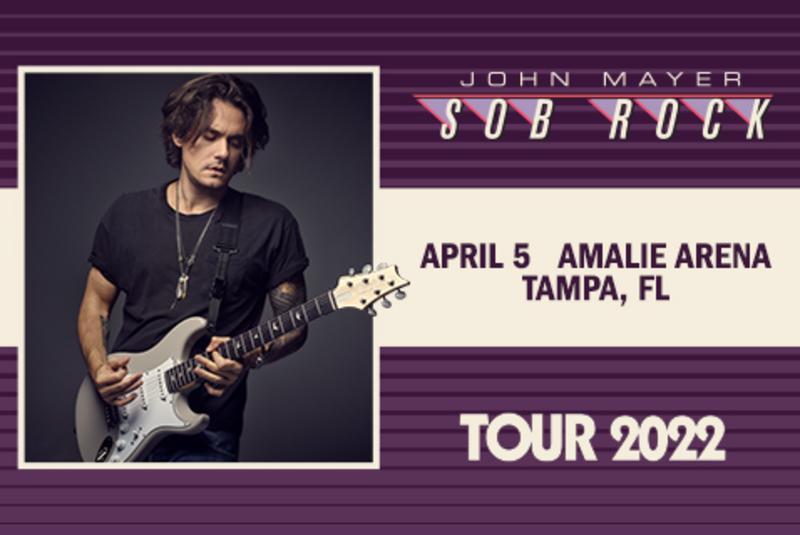 John Mayer: Sob Rock Tour 2022