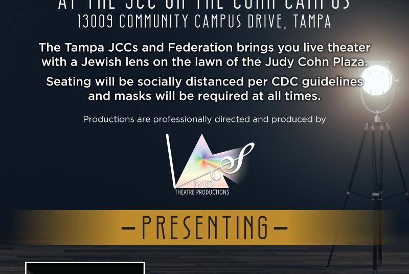 J Stage Theater Presents Bad Jews