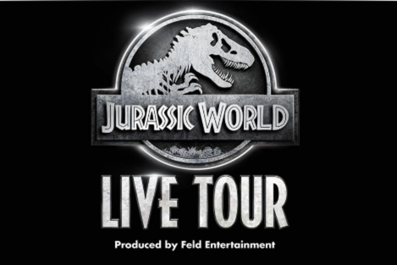 Jurassic World LIVE
