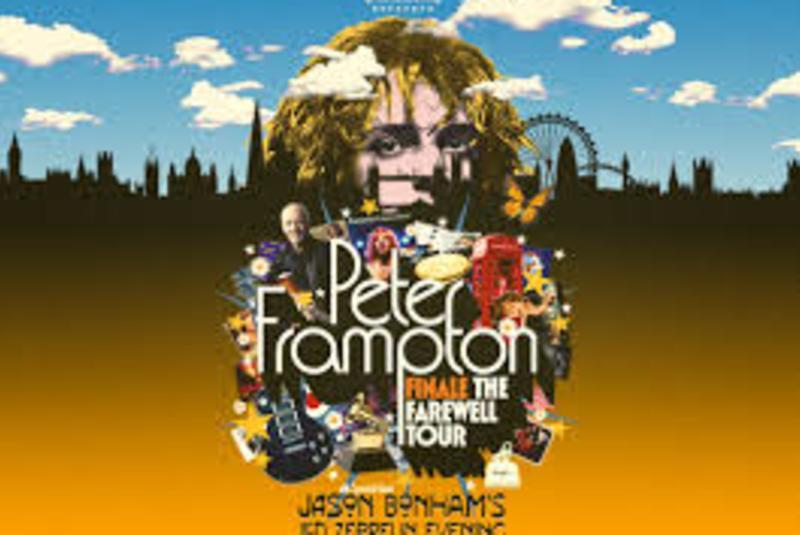 The Farewell Tour: Peter Frampton with Jason Bonham's Led Zeppelin Experience