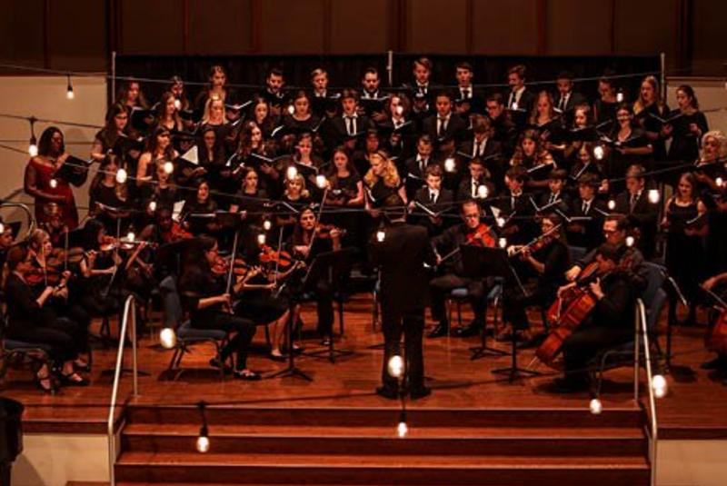 Major Works Concert: Musical Masterworks
