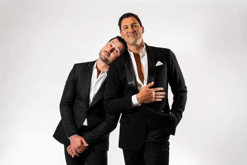 Maks & Val: The Stripped Down Tour
