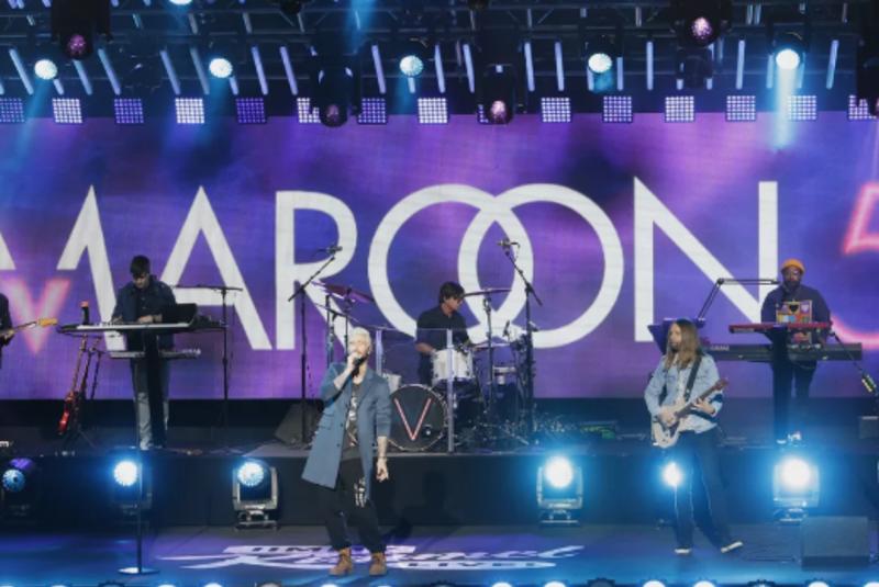Maroon 5 & Meghan Trainor