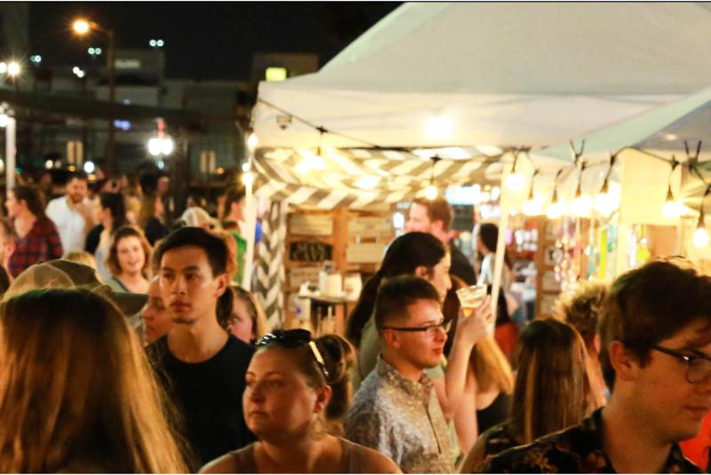 The Night Market - Tampa