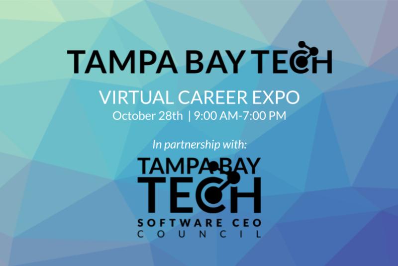 Tampa Bay Tech Virtual Career Expo