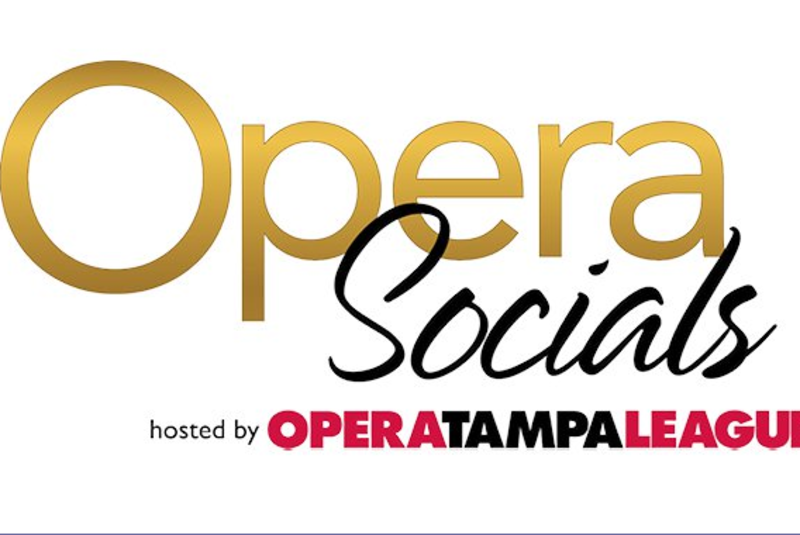 Opera Socials: Cocktail Reception
