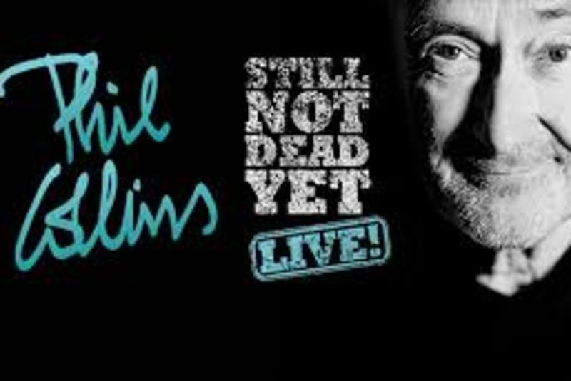 Phil Collins STILL NOT DEAD YET