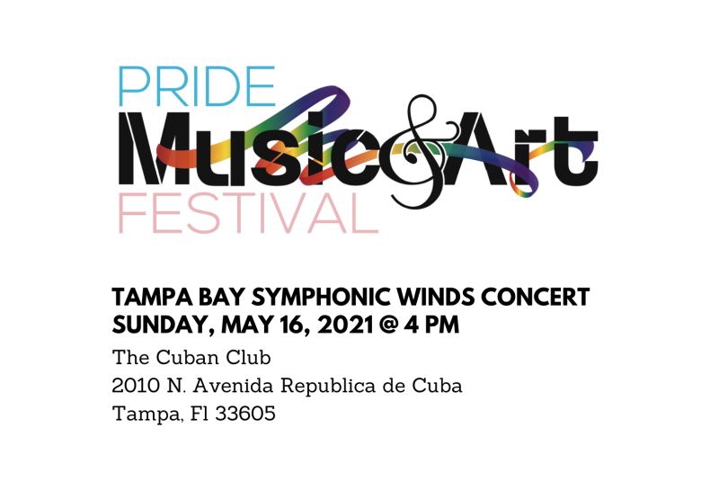 4th Annual Pride Music and Art Festival Concert