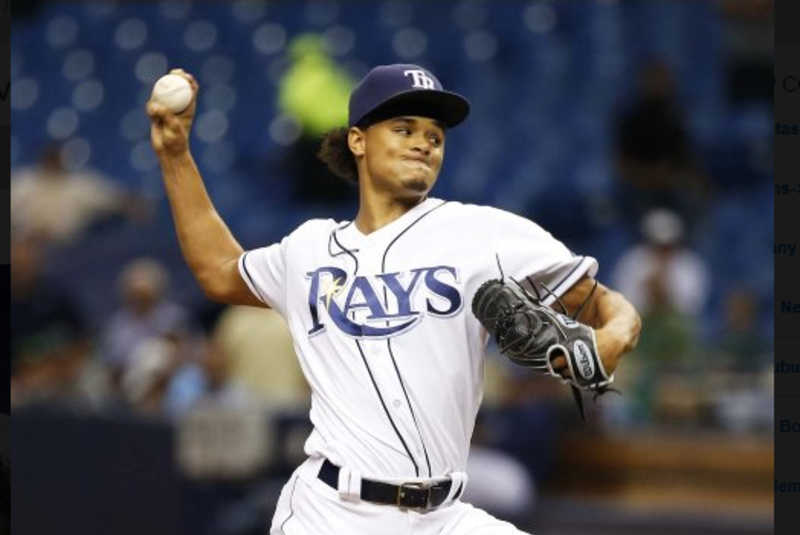Tampa Bay Rays vs. Pittsburgh Pirates
