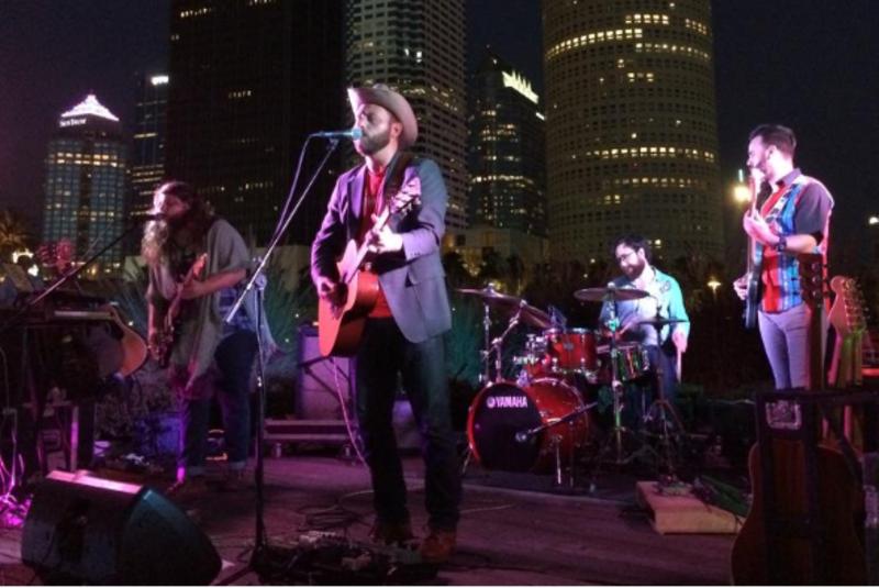 Rock The Park - Free Downtown Concert