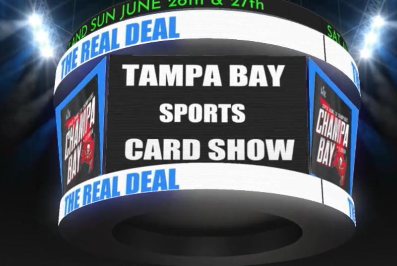 Baseball Card Show Tampa Bay