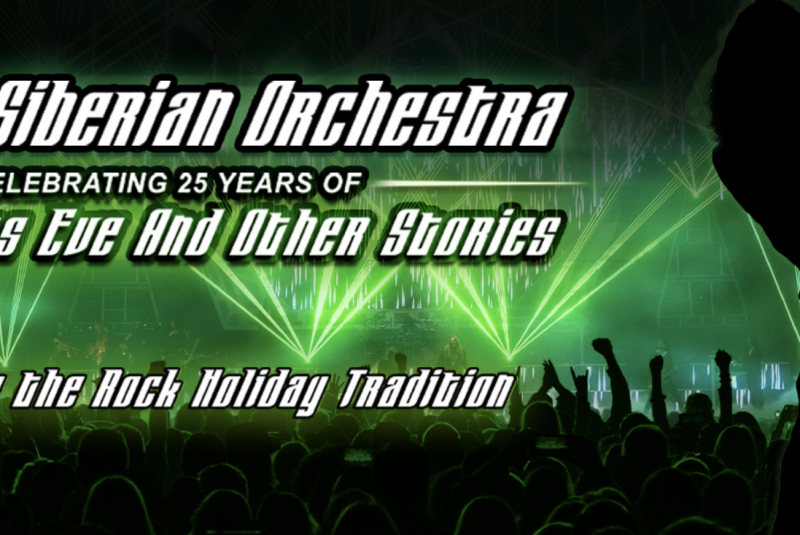 Trans-Siberian Orchestra- Christmas Eve and Other Stories
