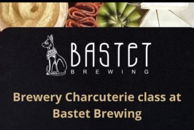Brewery Charcuterie Class