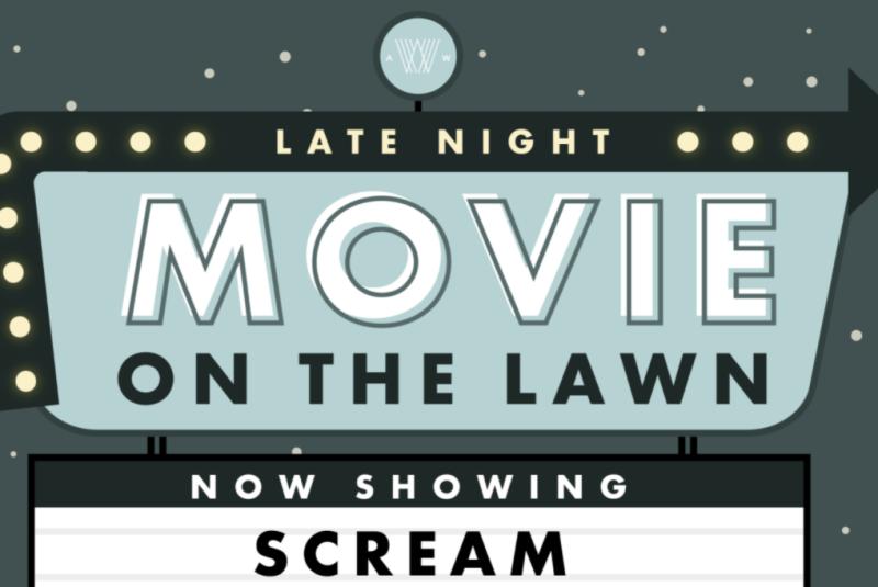 Movie on the Lawn: Scream