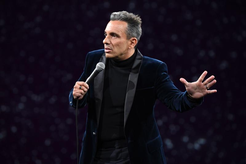 Sebastian Maniscalco: Nobody Does This Tour