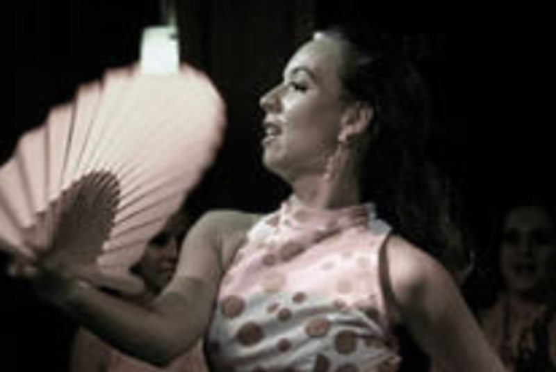 SPAIN RESTAURANT'S MONTHLY FLAMENCO SHOW