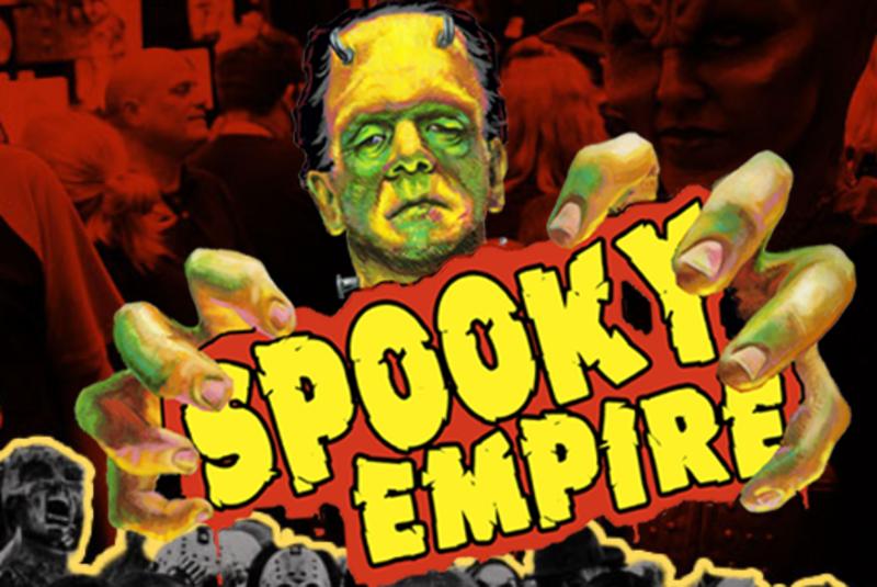 Spooky Empire - The Dark Side of Comic Com