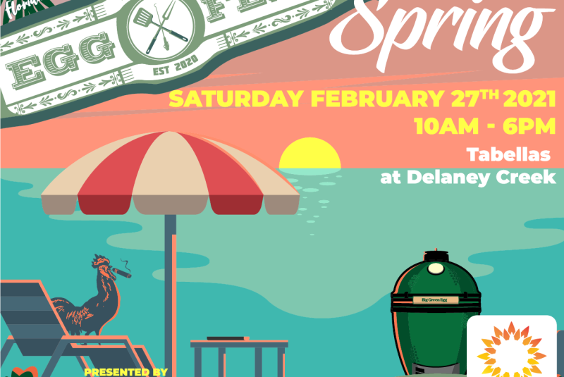 Florida's Gulf Coast Spring EGGFest by Grill & Provisions