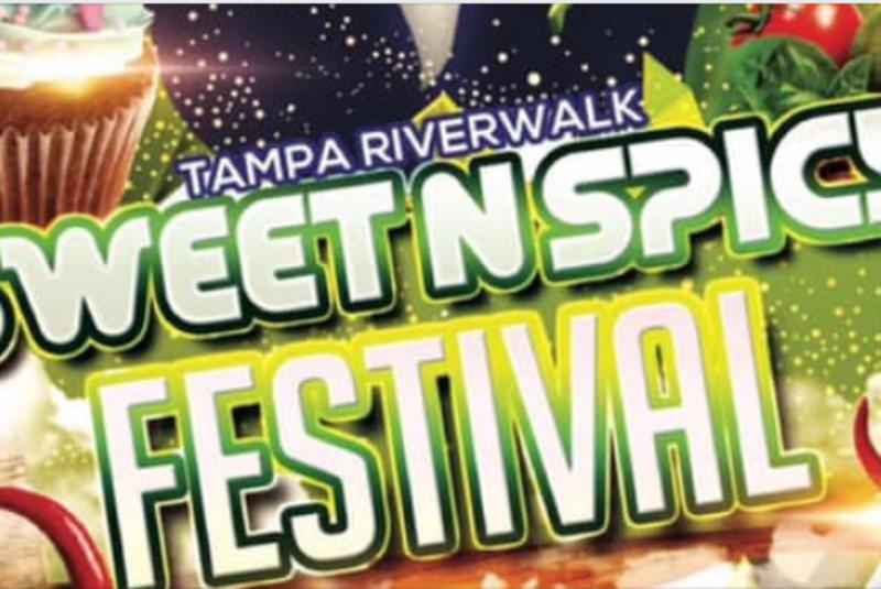 Tampa Riverwalk SWEET N' SPICY FESTIVAL